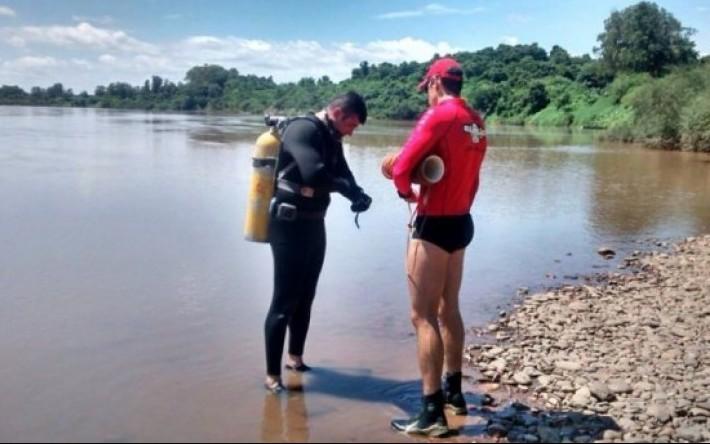 Bombeiros localizam corpo de homem desaparecido no Rio Taquari