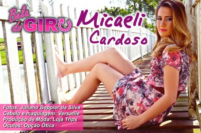 Micaeli Cardoso