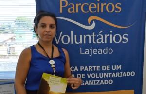 Coordenadora da UPV Lajeado, Gilmara Scapini - Foto: Priscila Rodrigues / Divulgação