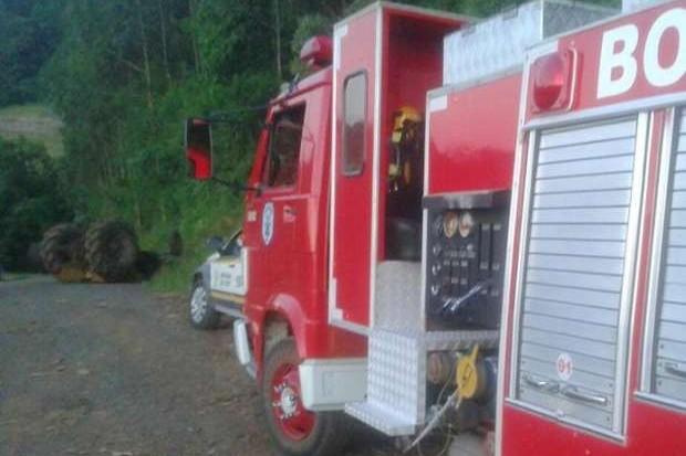 Foto: Bombeiros Voluntários / Divulgação