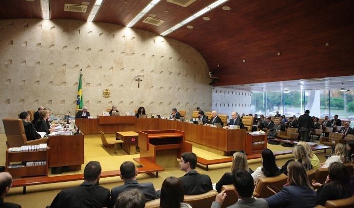 Foto: Rosinei Coutinho / STF / Divulgação