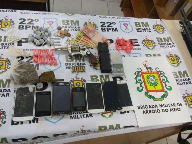 Foto: Divulgação / Brigada Militar