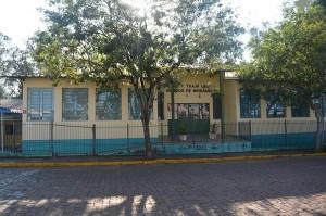 Escola Yrajá tem aproximadamente 160 alunos. (Foto: Lautenir Azevedo Junior / Divulgação)