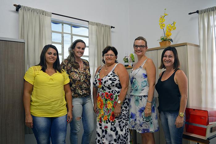 Bom-retirenses visitaram a primeira dama de Paverama. (Foto: Lautenir Azevedo Junior / Divulgação)