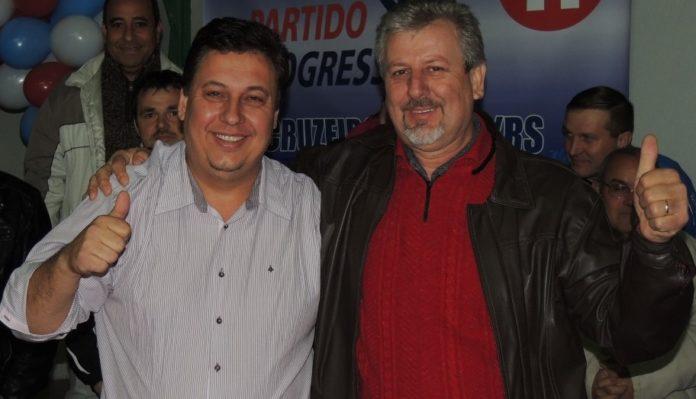 Dingola e Jorge. (Foto: Marcio Steiner/ Grupo Independente / Divulgação)