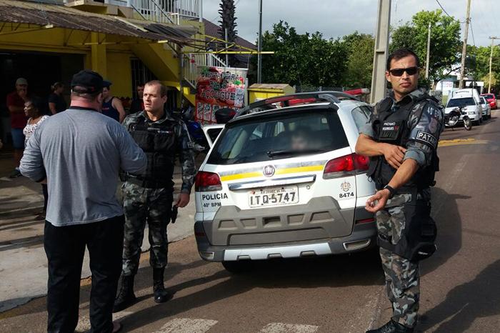 Foto: Divulgação / BM