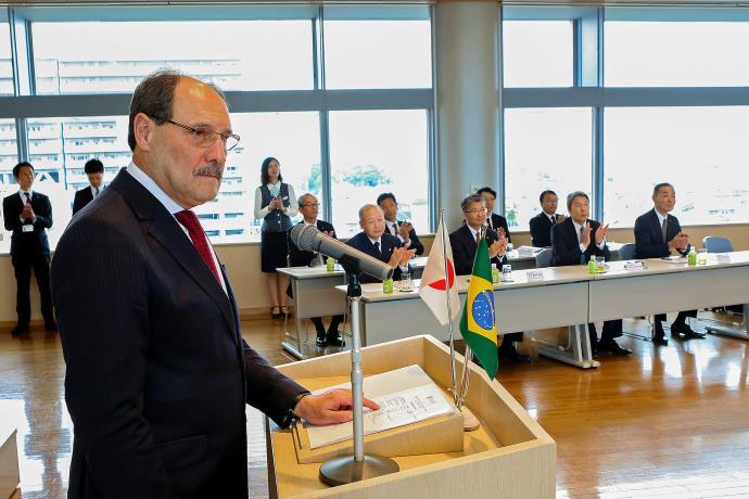 Foto: Luiz Chaves / Palácio Piratini / Divulgação