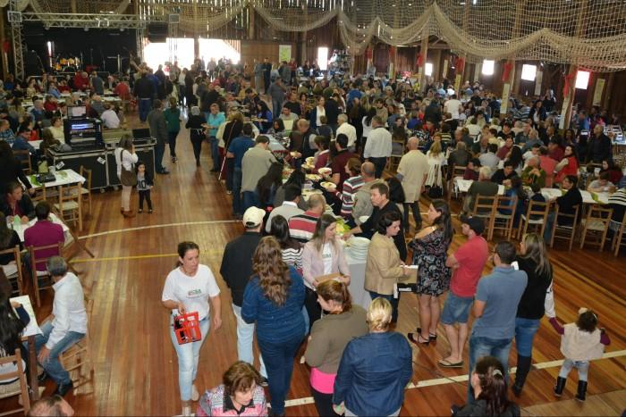 Presença do público no evento foi marcante. (Foto: Fernando Dias / AI HCSA / Divulgação)