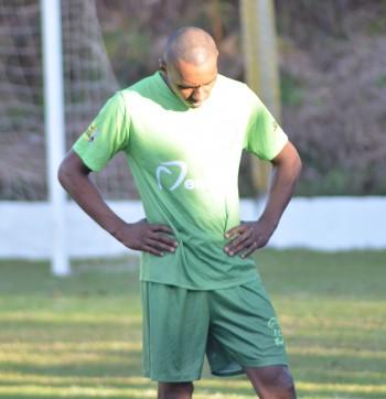 Zagueiro Jefu, teria sofrido insinuações racistas de parte da torcida adversária. Foto: Juliano Beppler / Giro do Vale
