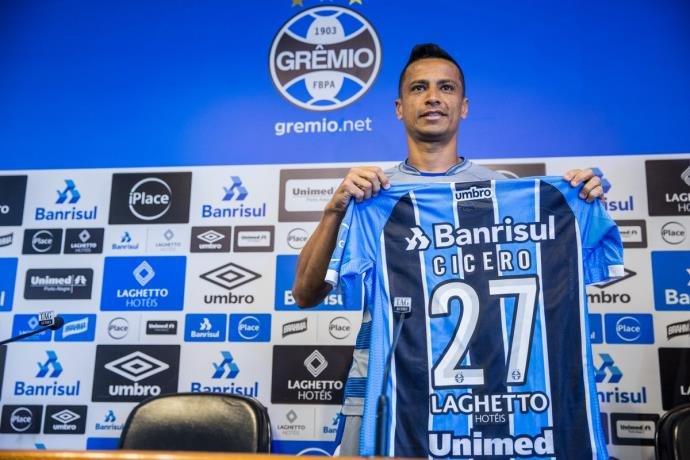Foto: Grêmio / Twitter / Reprodução